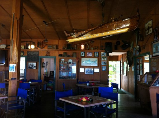 The Boat Shed Bar & Grill: The Boat Shed