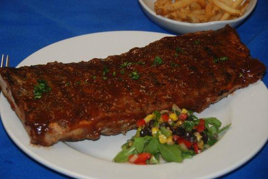 Longshore Restaurant: St. Louis Ribs