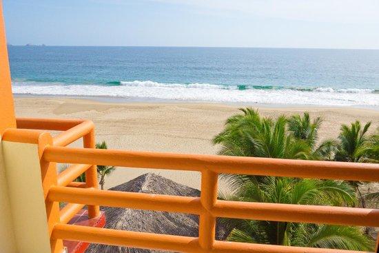 Hotel Marbella: Habitación con vista al mar