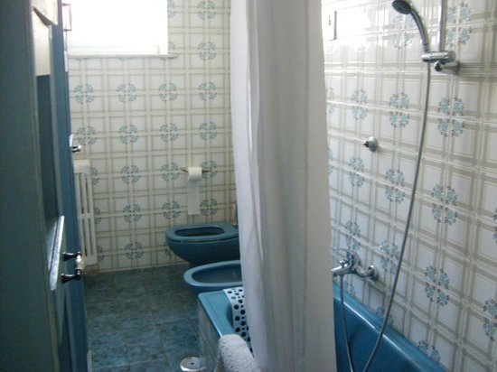 B&B La Rosa e il Peperoncino : bagno