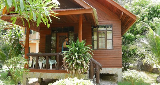 Bottle Beach 1 Resort : bungalow