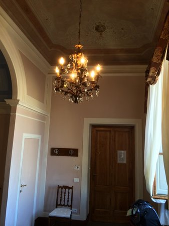 Hotel Palazzo Guadagni : Very nice size