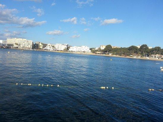 Intertur Hotel Miami Ibiza : Es Cana Bay