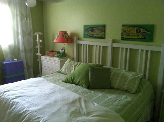 Mango Street Inn : Schlafzimmer