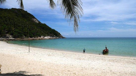 Bottle Beach 1 Resort: plage devant l hotel