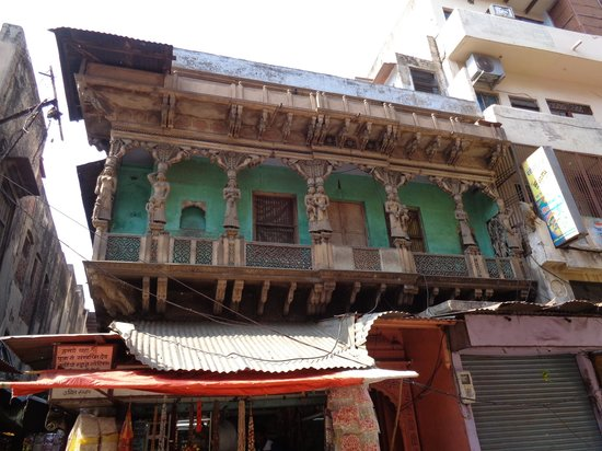 Agra Walks: Musicians' Haveli