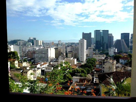 Rio Hostel & Suites Santa Teresa: Buenos días