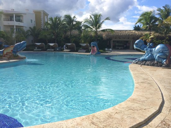 Paradisus Punta Cana Resort: kid pool area