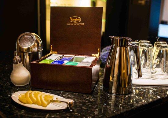 Hotel Concorde: Frühstück