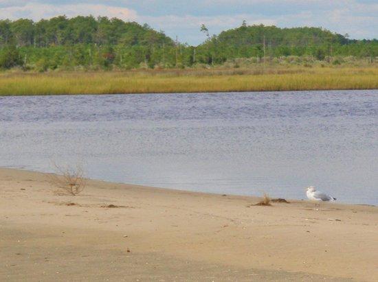Port Haywood, Virginie : Havens Beach