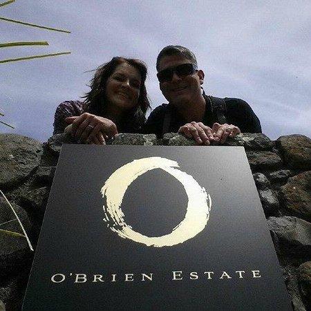 O'Brien Estate Winery: favorite winery