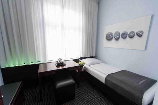 Hotel Concorde: Einzelzimmer