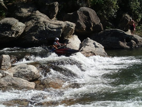 Endless River Private Adventures : Chattooga