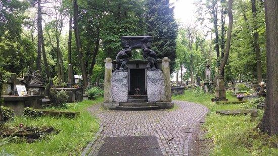 Rakowicki Cemetery: Cemetery