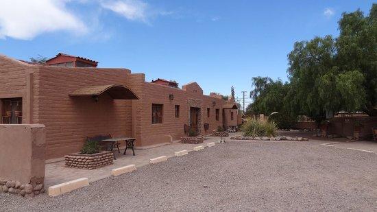 La Casa de Don Tomas: Hotel