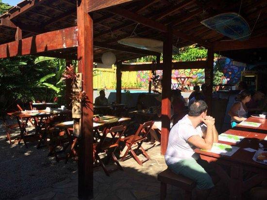 Che Lagarto Hostel Paraty: Área comum
