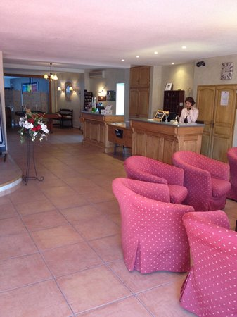 Hotel La Fregate: Entrée Hôtel La Frégate