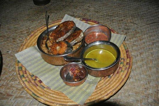 Kargeen Restaurant : Fisch Biryani