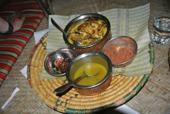 Kargeen Restaurant : Chicken Biryani