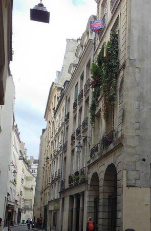 Hotel Beaubourg : Hotel