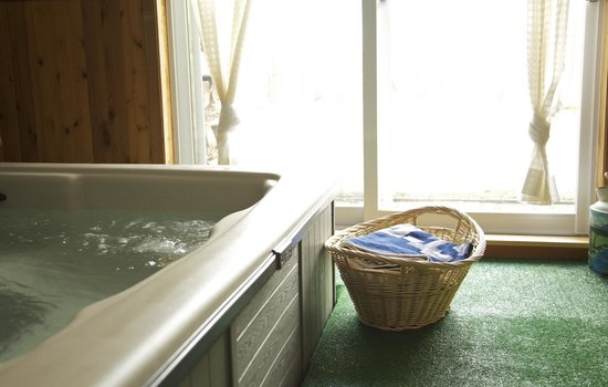 Gîte Couette et Girouette : Le bain tourbillon