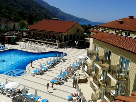Marcan Resort Hotel : From our room