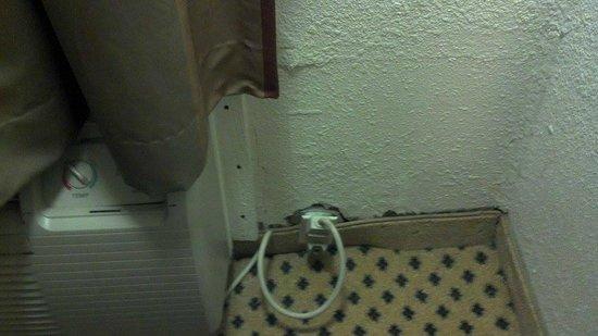 Motel 6 Fenton: Safety??