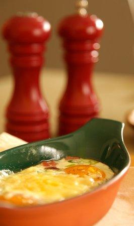 Gîte Couette et Girouette : 3e service du petit déjeuner