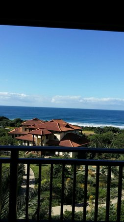 Fairmont Zimbali Resort: A room with a view