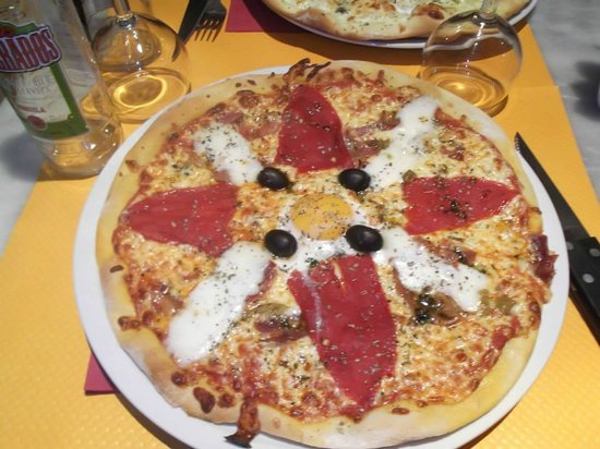 Pizza Victoria : pizza euskadi