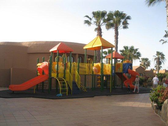 Oasis Duna Hotel: giochi bambini