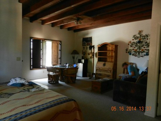White Stallion Ranch: Deluxe Double room