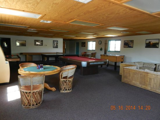 White Stallion Ranch: The Roundup room