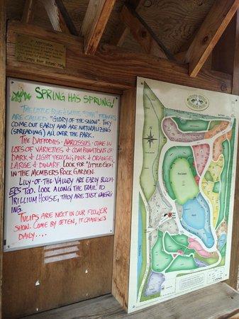 Yampa River Botanic Park: Park Board