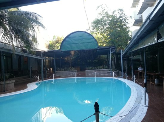 Golden Butterfly Hotel: piscina