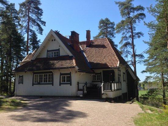 Ainola (Jean Sibelius House) : Ainola, the house