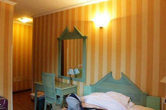 Hotel Tintoretto: preciosa y calentita