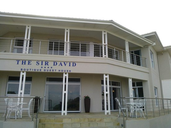 The Sir David Boutique Guest House: Perfect Place to Stay