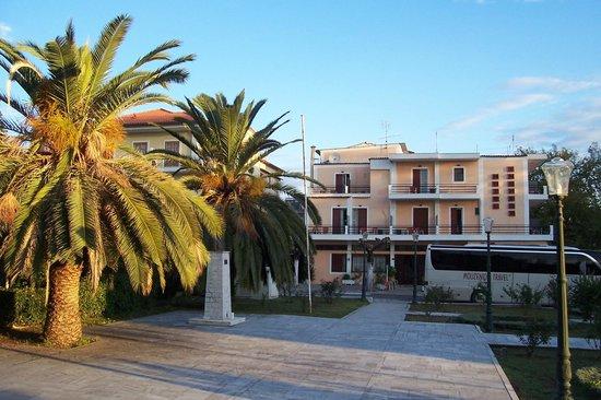 Hotel Inomaos : Отель Иномаос