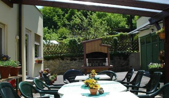 Haus am Kurpark: Garden