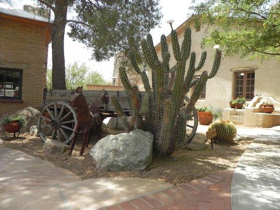 Tanque Verde Ranch: ranch
