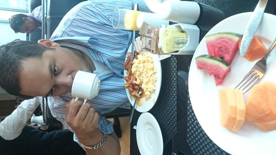 DoubleTree By Hilton Panama City: Restaurante