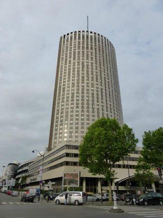 Hyatt Regency Paris Étoile : Hotel Exterior