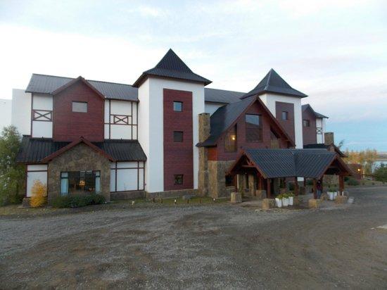 Xelena Hotel & Suites: Frente do hotel
