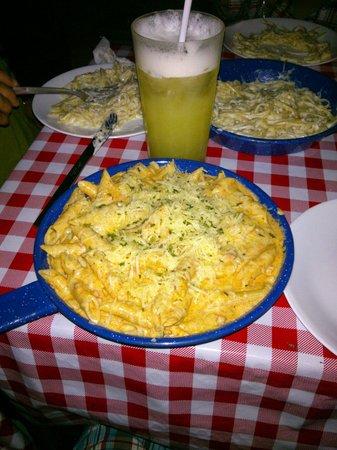 Cheester Pasta: Pastita!! ;)
