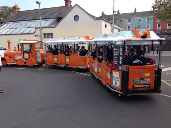 Toots Malahide Road Train