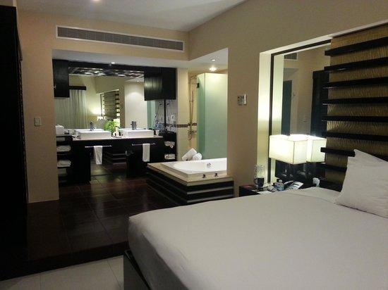 Azul Beach Resort The Fives Playa Del Carmen: My suite