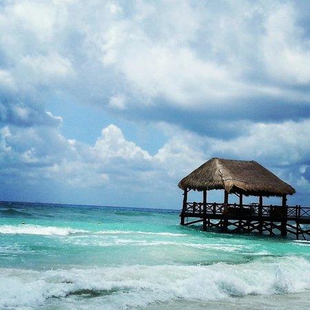 Azul Beach Resort The Fives Playa Del Carmen: The beach!
