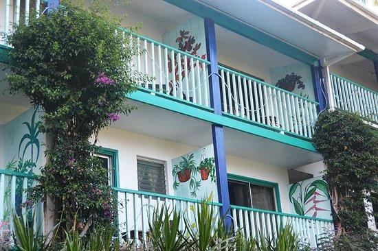 Garden Island Inn: BALCONY
