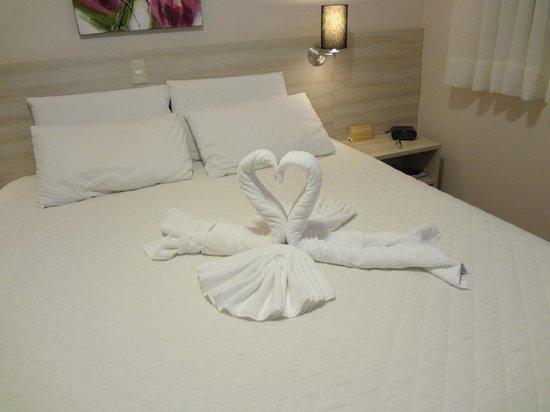 BEST WESTERN Taroba Hotel: Mimo